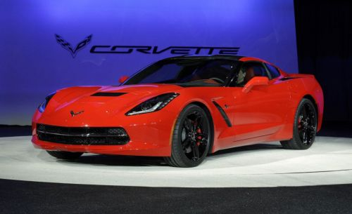 2014 Chevrolet Corvette Stingray